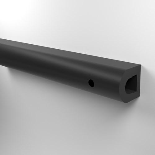 InPro DW-Dock075-10 Rubber Wall Guard D-Fenders